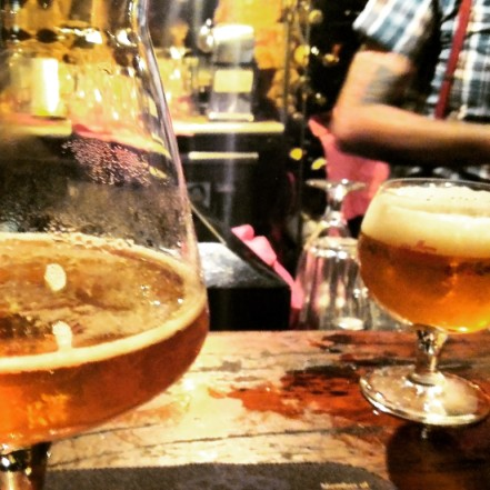 brussels pub crawl
