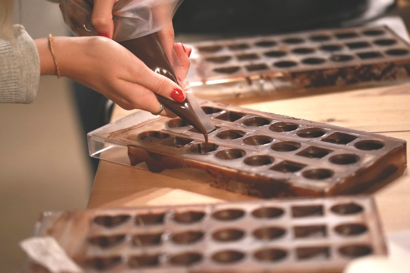 great chocolate workshop in brussels